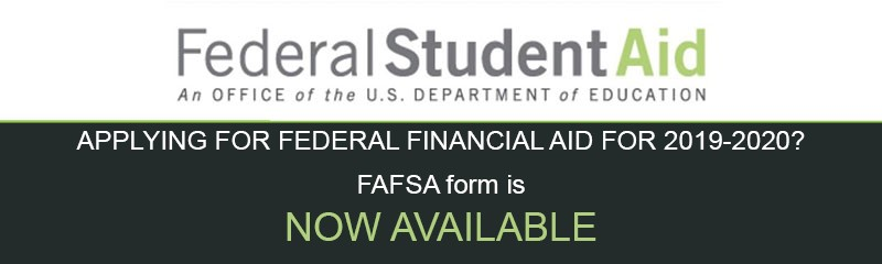 FAFSA form available October 1