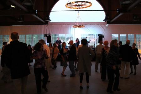 Dancing at Castleton Gala