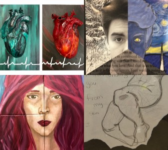 High School Artists Exhibition
